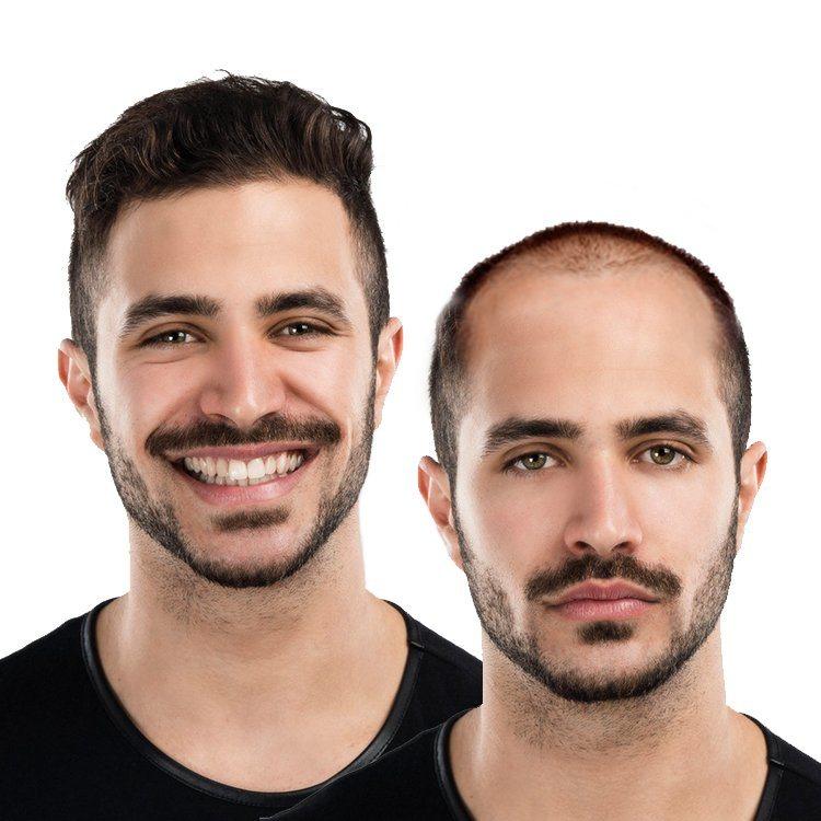 Mens Hair Units at Avanti