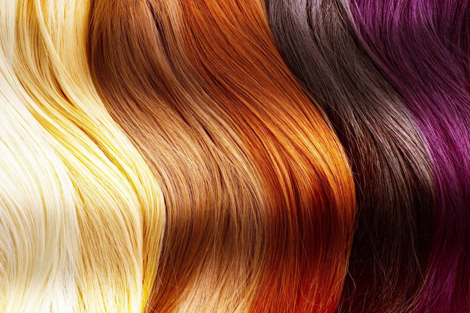 hair colors inspiration